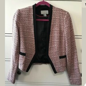 H&M Ted Copped Blazer